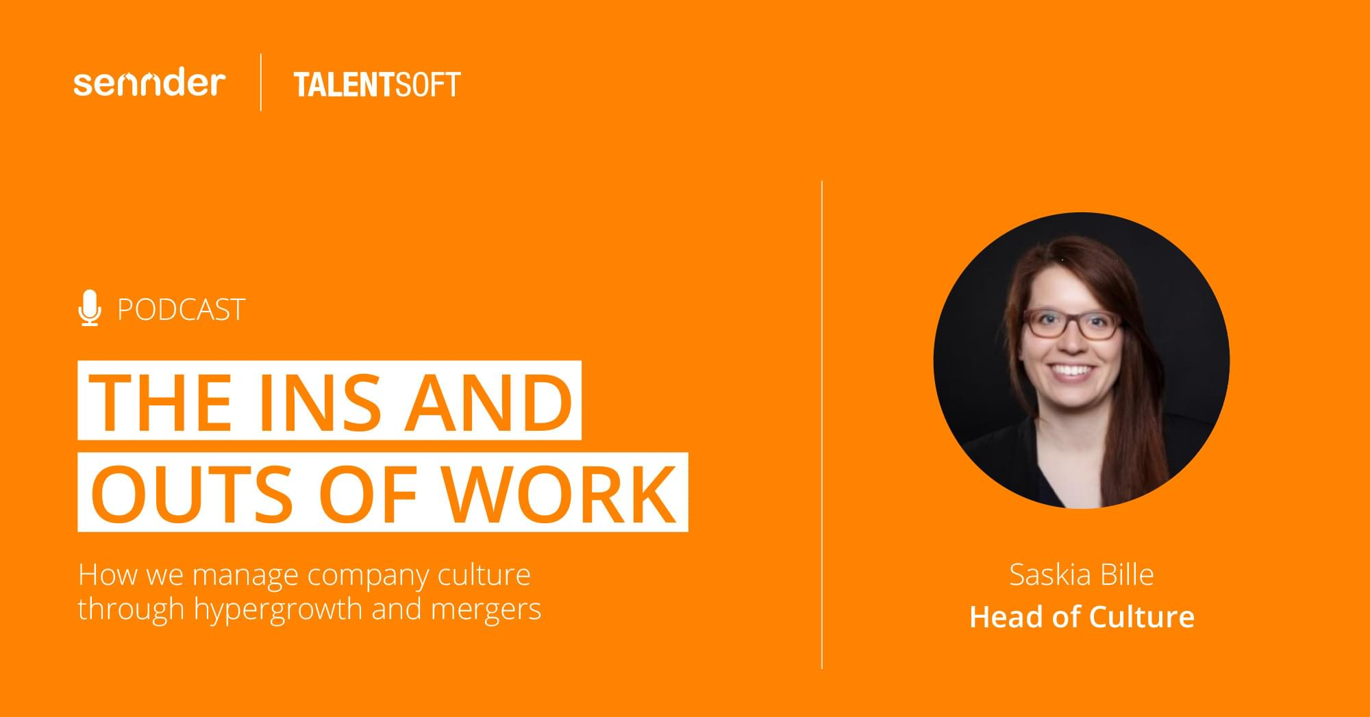 How we manage company culture through hypergrowth and mergers