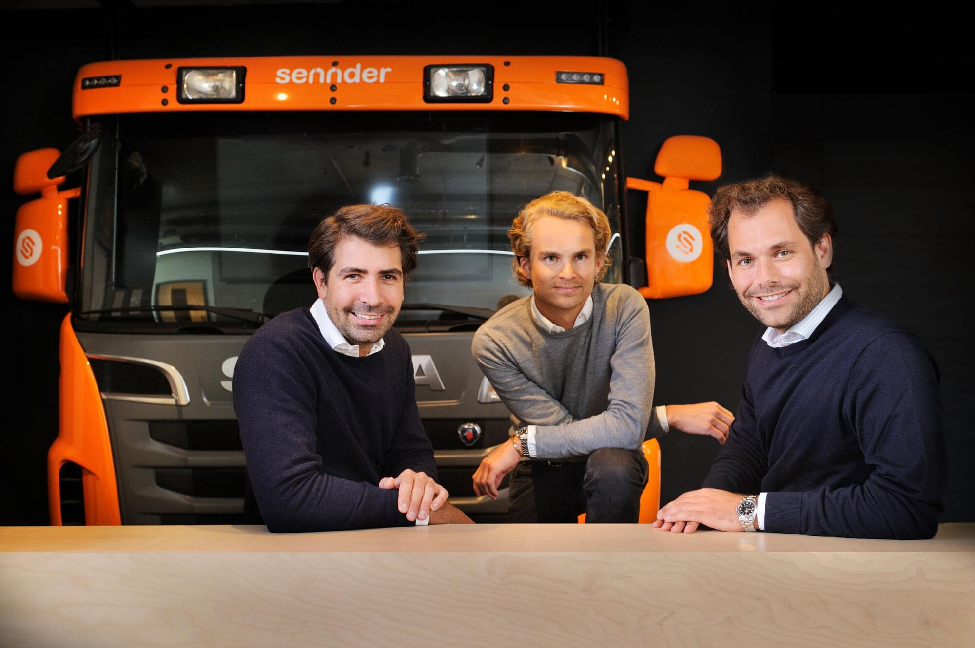 sennder acquires Uber's European freight business